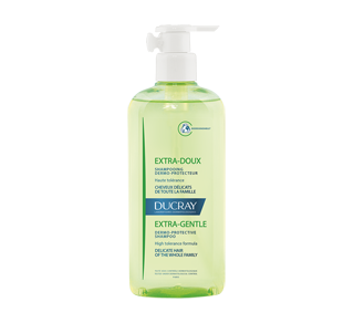 Extra Gentle Shampoo, 400 ml