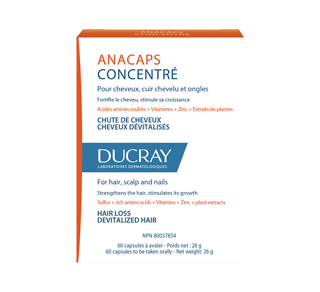 Anacaps Concentrate Food Supplement, 60 units