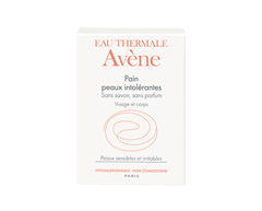 Image of product Avène - Cold Cream Ultra Rich Soap-Free Cleansing Bar, 100 ml