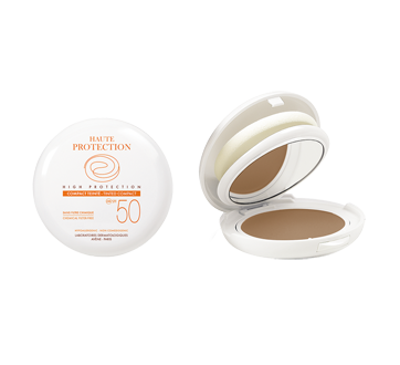 High Protection Tinted Compact SPF 50, 10 g, Honey