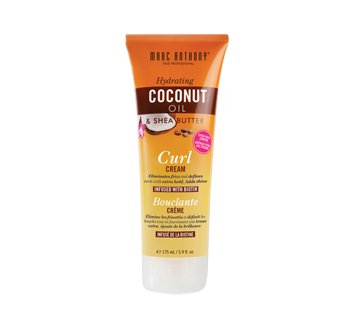 Coconut Oil Curl Cream, 175 ml