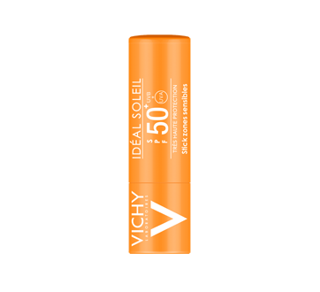 Ideal Soleil Ultra Protection Stick for Sensitive Zones, 9 g, SPF 60