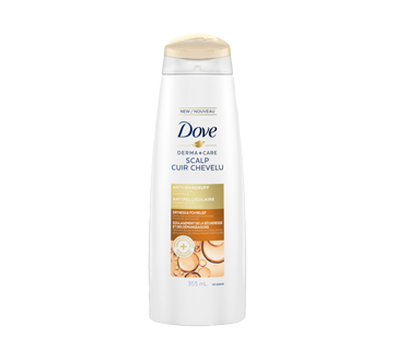 Image of product Dove - Dryness + Itch Relief Shampoo, 355 ml