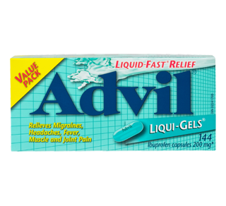 Liqui-Gels, 144 units