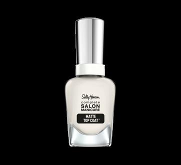 Complete Salon Manicure Matte Top Coat, 14 7 ml