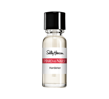 Sally Hansen Hard As Nails The Nail Clinic in a Bottle! Strenghtening Treatment, 13.3 ml, Clear