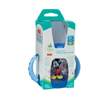 Disney Mickey & Minnie Mouse Learner Cup, 150 ml