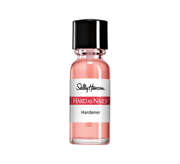 Sally Hansen Hard as Nails The Nail Clinic in a Bottle! Strenghtening Treatment, 13.3 ml, Natural Tint
