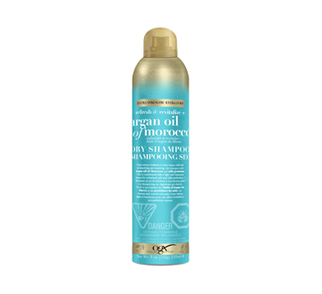 Image of product OGX - Refresh & Revitalize + Argan Oil of Morocco Dry Shampoo, 235 ml