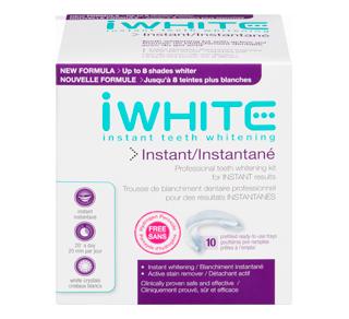 iWhite Instant Teeth Whitening Kit, 10 units