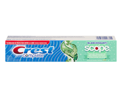 Image of product Crest - Complete Whitening + Scope Toothpaste Striped, 130 ml, Minty Fresh