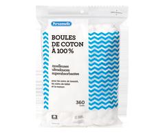 Image of product Personnelle - Regular Cotton Balls, 360 units