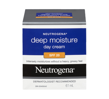 983c3a3c2009 Image of product Neutrogena - Deep Moisture Day Cream
