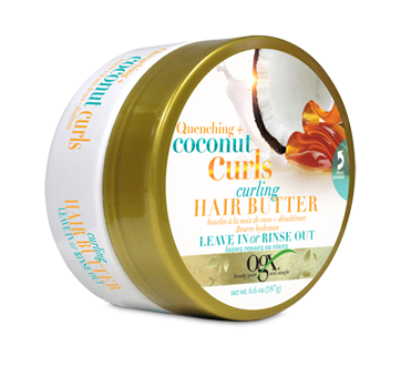 Coconut Curls Curling Butter , 187 g