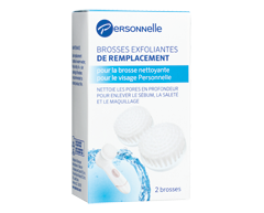 Image of product Personnelle Beauty - Replacement Exfoliating Brushes, 2 units