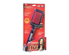 Image of product Hollywood Straightener - Hair Straightening Brush with Ionic Ceramic Technology, 1 unit