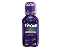 Image of product Vicks - ZzzQuil Nighttime Sleep-Aid Liquid, 354 ml
