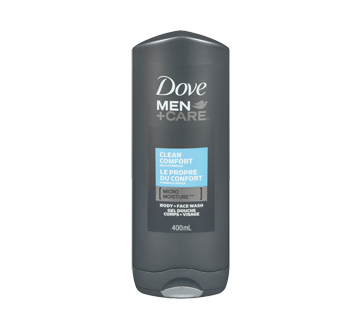 Body And Face Wash, 300 ml, Clean Comfort
