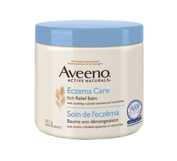 Image of product Aveeno - Eczema Care Itch Relief Balm , 311 g