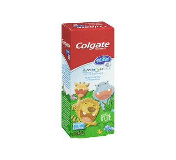 Image 2 of product Colgate - My First Infants and Toddlers Fluoride Free Toothpaste, 40 ml, Mild Fruit