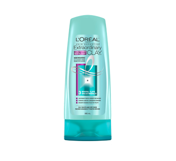 Hair Expertise Extraordinary Clay Conditioner, 385 ml, For Oily Roots and Dry Ends