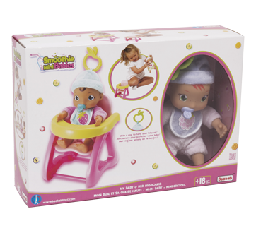 Mini Smoothie Baby Toy, 1 Unit, Chair