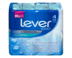 Image of product Lever 2000 - Original Soap Bar, 4 x 89 g