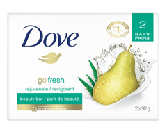 Image of product Dove - Go Fresh Rejuvenate Beauty Bar, 2 x 90 g
