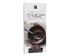 Image of product PJC Délices - 70%  Cocoa Premium Dark Chocolate, 100 g