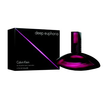 Deep Euphoria Eau De Parfum 50 Ml Calvin Klein Fragrance For