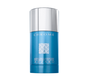 Chrome Deodorant Stick, 75 g