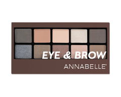 Image of product Annabelle - Eye & Brow Palette, 9.3 g, Essentiel