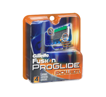 Image 2 of product Gillette - Fusion5 ProGlide Men's Razor Blades, 4 units