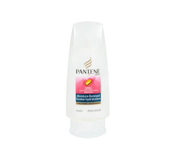 Image 3 of product Pantene Pro-V - Solutions Conditioner, 375 ml, Curly Hair Series, Moisture Renewal
