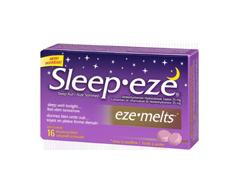 Image of product Sleep-eze - Sleep-eze eze-melts, 16 units