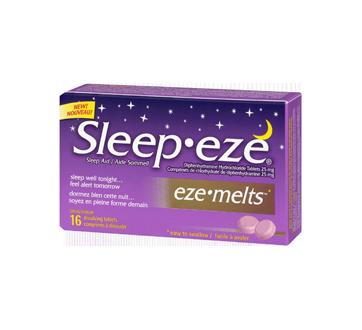 Image 1 of product Sleep-Eze - Sleep-Eze eze-melts, 16 units