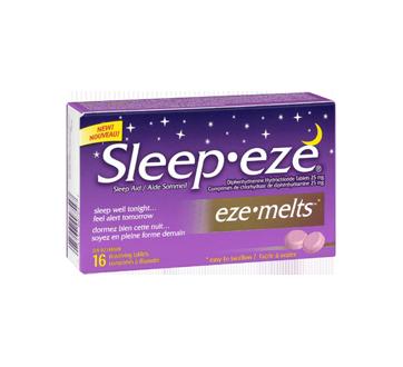 Image 2 of product Sleep-Eze - Sleep-Eze eze-melts, 16 units
