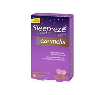 Image 4 of product Sleep-Eze - Sleep-Eze eze-melts, 16 units