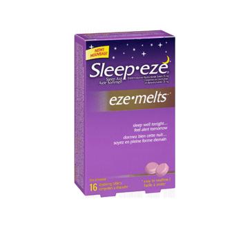 Image 5 of product Sleep-Eze - Sleep-Eze eze-melts, 16 units