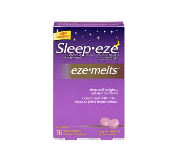 Image 6 of product Sleep-Eze - Sleep-Eze eze-melts, 16 units