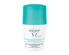 Image of product Vichy - Deodorant 24-hour Anti-Perspirant Treatment, Intensive Perspiration, 50 ml