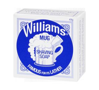 Williams Mug Shaving Soap, 42 g