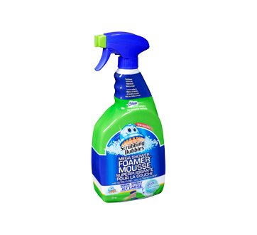 Image 2 of product Scrubbing Bubbles - Mega Shower Foam, 950 ml