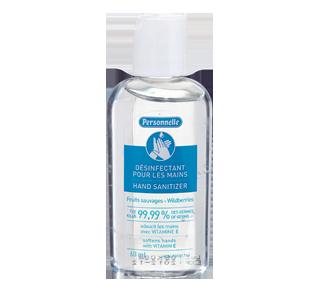 Hand Sanitizer, 60 ml, Wildberries