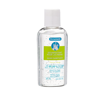 Image of product Personnelle - Hand Sanitizer, 60 ml, Apple