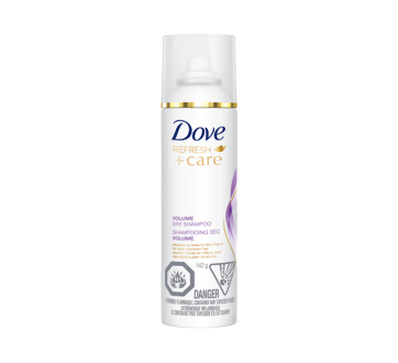 Image of product Dove - Refresh + Care Volume Dry Shampoo, 142 g