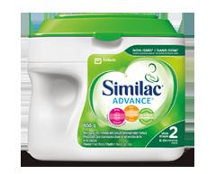 Image of product Similac - Similac Advance Step 2 Infant Formula, 658 g