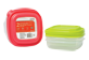 Thumbnail of product Home Exclusives - Food Storage Containers with Lids, 2 x 708 ml