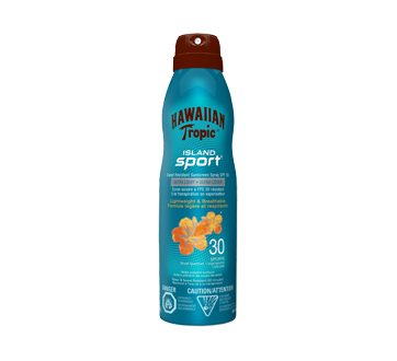 Island Sport Sunscreen Spray, 170 g, SPF 30