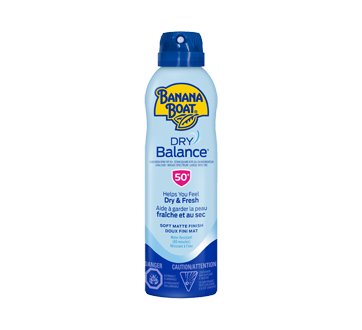 Dry Balance Sunscreen Spray, 170 g, SPF 50+